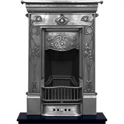 Original cast iron fireplaces look fabulous when they are restored. Paint stripping is the best method and varies in price, subject to size and weight.
