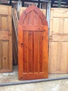 Reclaimed Stripped Door
