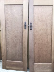 1920's internal doors stripped